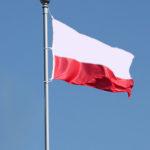 Flagi Polski drukowane